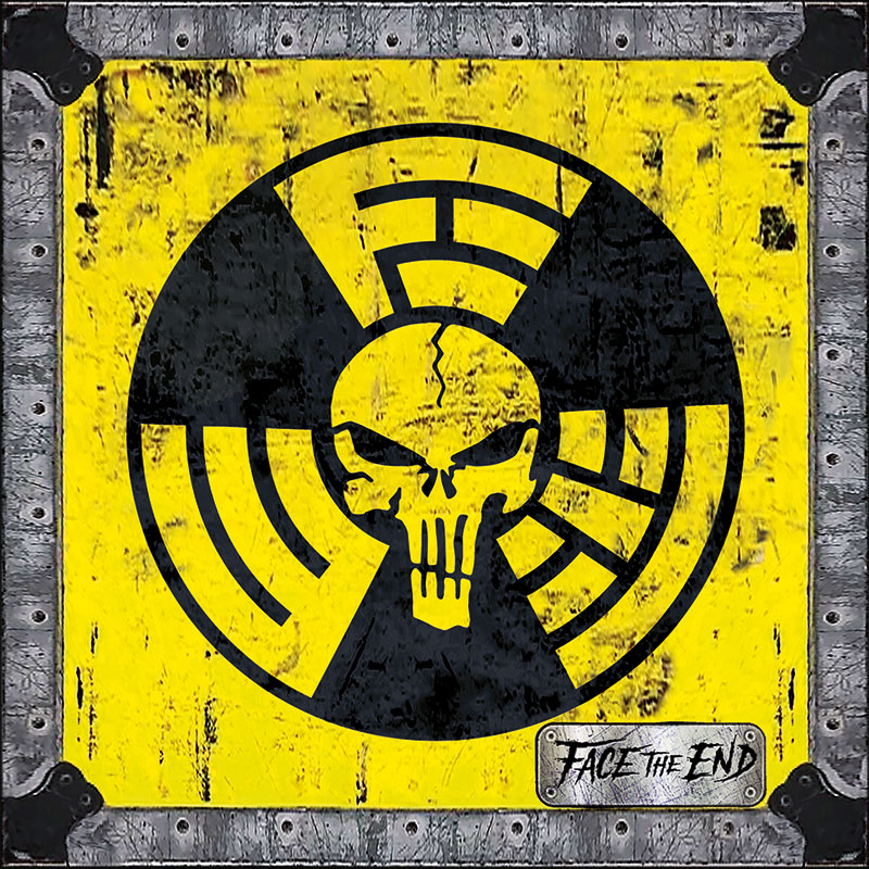 FACE THE END - LP